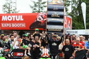 Rea on record 60th win: I feel really fortunate