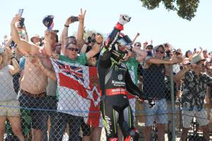 Rea dominates for Laguna Seca double, Laverty podium