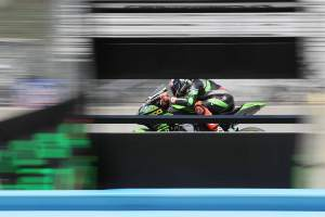 Sykes let down by set-up at Laguna Seca