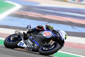 Caricasulo stays top in FP2 washout