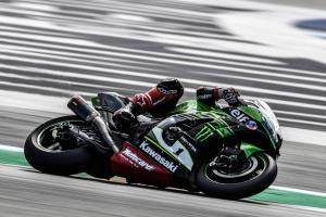 Rea remains top despite FP2 off