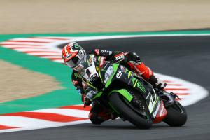 Rea retains top spot, Laverty misses Q2 places