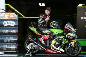 Updated: WorldSBK riders' championship