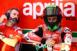 Laverty - 'I want to be on that podium tomorrow'