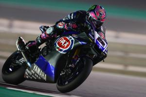 Lowes 'digs in' to end podium drought in Qatar