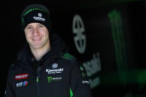 "Rea ""really happy"" with Kawasaki tests compared to last year"