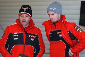 Back pain restrains Davies at Jerez
