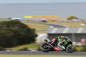 Rea starts fastest from Bautista