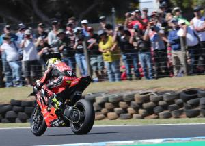Bautista wins first-ever World Superbike sprint race