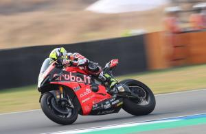 Bautista bolts to maiden World Superbike pole with lap record