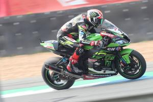 Rea, Kawasaki out-pace Ducati in Imola WorldSBK FP1