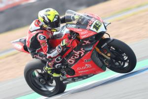 Aragon - Free practice results (1)