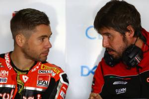"Bautista's ""target same as always"" despite Ducati rev drop"