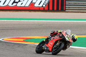 Aragon - Warm-up results