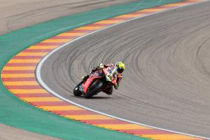 Aragon - Sprint race results