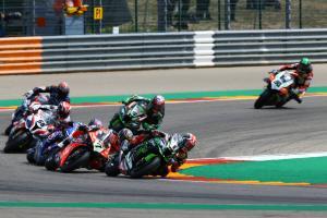 Rea: Kawasaki strong on traction, corner entry