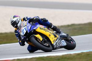 Cool Krummenacher stretches WorldSSP lead with last lap win
