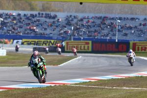 Haslam reflects on 'mixed memories' at Imola