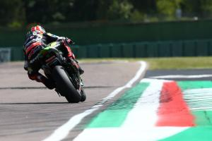WorldSBK Imola - Free practice results (2)