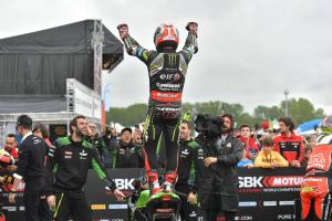 Rea refuses to let rain dampen mood after triple hopes denied