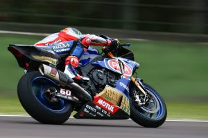 van der Mark 'feeling good' on Yamaha, targeting Jerez podium