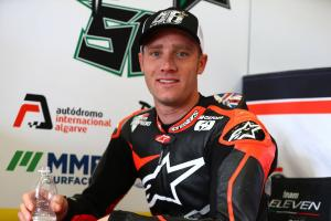 Bridewell relaxed despite 18th, getting comfortable worth 'a second'