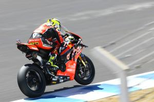 Bautista out of the blocks fastest in Jerez