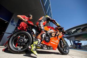 Jerez WorldSBK - Warm-up Results