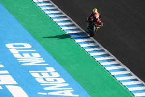 Jerez WorldSBK - Superpole Race Results