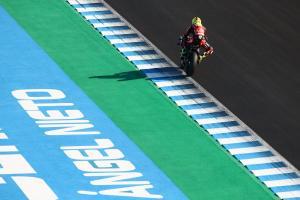 Jerez WorldSBK - Superpole Race Results