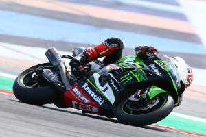 Rea scorches to Misano pole with Bautista down in fifth