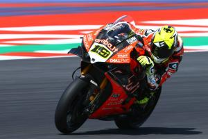 Misano WorldSBK - Superpole Race Results