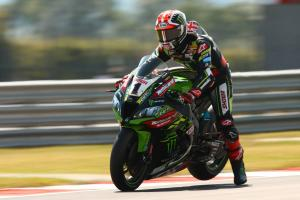 Donington Park WorldSBK - Superpole Race Results