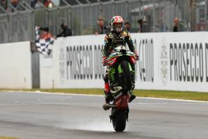 "Rea: ""I saw Bautista was out and I think I went slower!"""