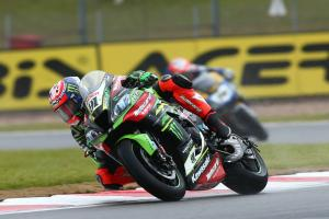 Haslam 'pushing the limit' to get Donington podium