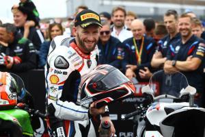 Sykes praises 'incredible' progress after pole, podium