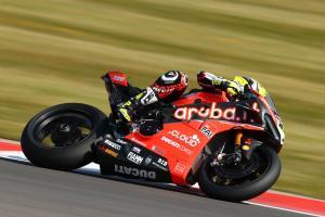 Bautista: Laguna Seca not the best track for Ducati