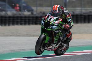 "Rea ""back in business"" at Portimao WorldSBK"