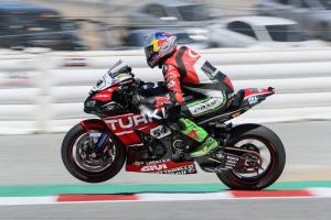Laguna Seca WorldSBK - Warm-up Results