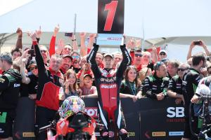 'I was wondering whether I could still win…' - Davies