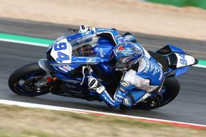Perolari slides to maiden World Supersport pole position