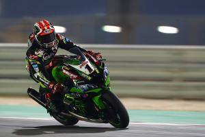 Champion Rea seals final World Superbike pole of the year