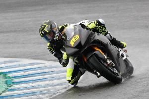 Bautista adapting riding style to match Honda