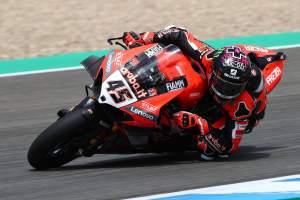 Redding mengirim pesan dengan kemenangan Jerez WorldSBK yang berkelas atas Rea