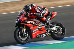 Redding naik pangkat pertama WorldSBK di Jerez