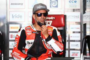 Melandri calls it quits again as Barni promotes Cavalieri to WorldSBK