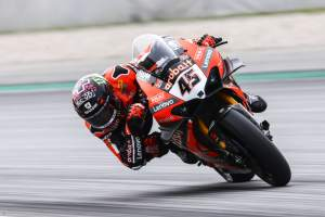 Scott Redding dominates FP1 as WorldSBK reacquaints itself with Estoril