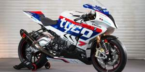 Wraps pulled off Tyco BMW