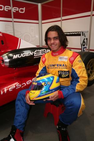 Victor Correa - Litespeed Mugen-Honda