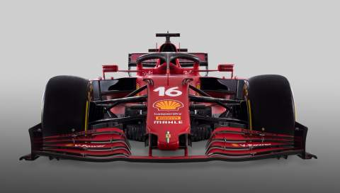 GALLERY: F1 launches - who has the best-looking car for 2021?